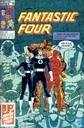 Comic Books - Fantastic  Four - tekens aan de wand