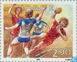 Postzegels - Noorwegen - 290 meerkleurig
