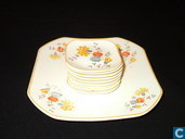 Ceramics - Decor 845 - Decor 845 Petit-for stel