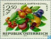 Postage Stamps - Austria [AUT] - International horticultural show