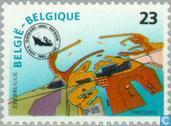 Postage Stamps - Belgium [BEL] - International Maritime Conference