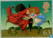 Postage Stamps - Great Britain [GBR] - Children's Books