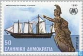 Postage Stamps - Greece - OMI 1958-1983