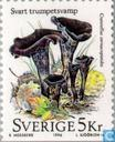 Postage Stamps - Sweden [SWE] - Mushrooms