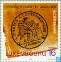 Briefmarken - Luxemburg - Domains 200 Jahre