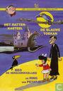 Bandes dessinées - Neron et Cie - Het rattenkasteel + De blauwe toekan + Beo de verschrikkelijke + De ring van Petatje