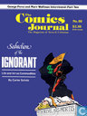 Bandes dessinées - Comics Journal, The (tijdschrift) (Engels) - The Comics Journal 80