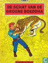Comic Books - Chick Bill - De schat van de groene boeddha