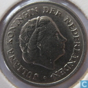 Coins - the Netherlands - Netherlands 10 cents 1966