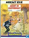 Comic Books - Agent 212 - Agent in zakformaat