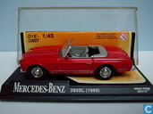 Model cars - New-Ray - Mercedes-Benz 280 SL