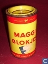 Boîtes en métal - Maggi - Maggi Blikje