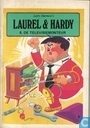 Comic Books - Laurel and Hardy - De televisiemonteur