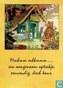 Ansichtkaarten - Bommel en Tom Poes - Vak 13 - Mmhmm mhhmm.... een aangenaam optrekje, eenvoudig, doch knus