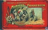 Strips - Mijnheer Prikkebeen - Reizen en avonturen van mijnheer Prikkebeen