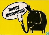 "S001243 - Semtex Design ""Happy dierendag!"""