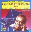 Platen en CD's - Oscar Peterson Trio - Ljubljana 1964