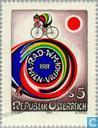 Briefmarken - Österreich [AUT] - World Cycling