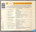 Platen en CD's - Diverse artiesten - De muziek van 1953, uw geboortejaar