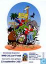 """Miscellaneous - KMD - Uitnodigingskaart """"20 jaar KMD"""""""