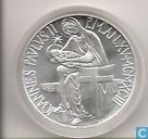 """Monnaies - Vatican - Vatican 500 lires 1993 """"Maria"""""""