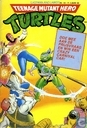 Comics - Teenage Mutant Ninja Turtles - Worstelen en chantage