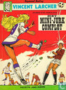 Bandes dessinées - Vincent Larcher - Het mini-jurk complot