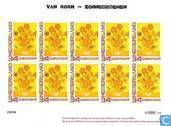 Postage Stamps - Netherlands [NLD] - Van Gogh - Sunflowers