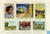 Timbres-poste - Suède [SWE] - Ivan Aguéli