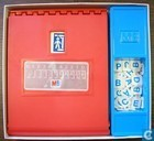 Board games - Hangman - Galgje