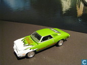 Model cars - Johnny Lightning - Pontiac Grand Am 'Coca Cola'
