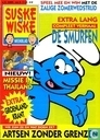 Bandes dessinées - Artsen zonder grenzen - Suske en Wiske weekblad 32