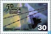 Postage Stamps - Cyprus [CYP] - UNHCR