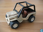 Model cars - Tonka - Tonka Regular Jeep roll cage