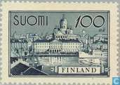 Postage Stamps - Finland - Port of Helsinki