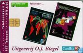 Biegel Uitg. CardEx 1996 (achterkant Kloek)