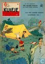 Comic Books - Kuifje (magazine) - Kuifje 22