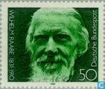 Postzegels - Duitsland, Bondsrepubliek [DEU] - Wilhelm Raabe