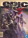 Comics - Epic Illustrated (Illustrierte) (Engels) - Nummer 1