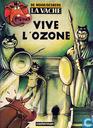 Bandes dessinées - Lait entier - Vive l'ozone