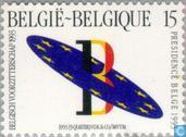 Postage Stamps - Belgium [BEL] - President Of The European Union