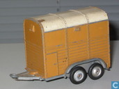 Model cars - Corgi - Rice's Pony Trailer
