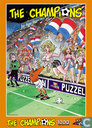 Jigsaw puzzles - Strips: Champions, The - Inworp