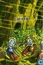 Comic Books - Magic Geox - De Megavoetenplaneet