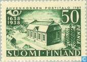 Postage Stamps - Finland - Green 50