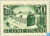 Timbres-poste - Finlande - 50 vert