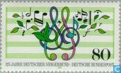 Postage Stamps - Germany, Federal Republic [DEU] - German choirs association