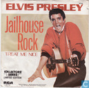 Platen en CD's - Presley, Elvis - Jailhouse rock