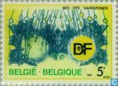 Postage Stamps - Belgium [BEL] - Centenary of the Davidsfonds