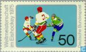 Postage Stamps - Germany, Federal Republic [DEU] - Ice Hockey World Championship